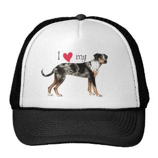 I Love my Catahoula Trucker Hat