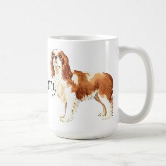 I Love my Cavalier Coffee Mug