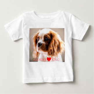 I love my cavalier king T-SHIRT