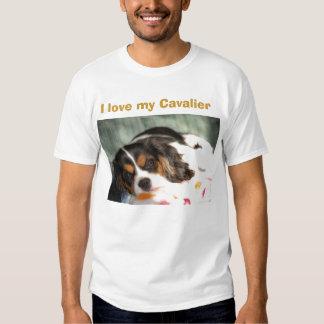I love my Cavalier Shirt