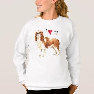 I Love my Cavalier Sweatshirt