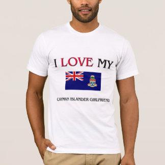 I Love My Cayman Islander Girlfriend T-Shirt