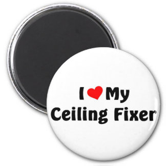 I love my ceiling fixer magnet