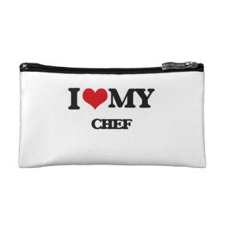 I love my Chef Cosmetics Bags