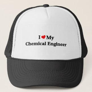 I love my Chemical Engineer Trucker Hat
