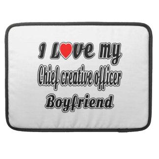 I love my Chief creative officer Boyfriend Sleeves For MacBooks