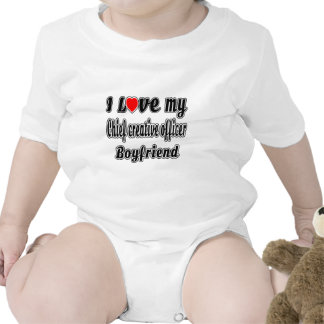 I love my Chief creative officer Boyfriend Baby Creeper