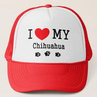 I Love My Chihuahua! Trucker Hat