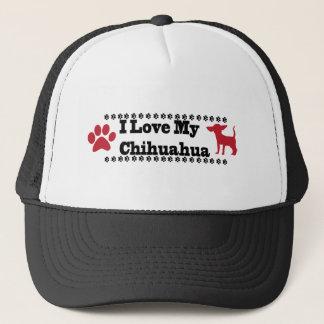 I Love my Chihuahua. Trucker Hat