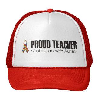I love my child with autism - unique cap design se trucker hat