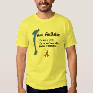 I love my child with autism - unique t-shirt desig