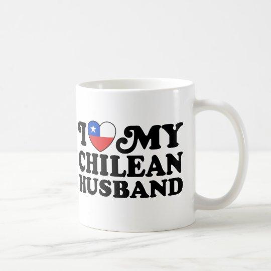 I love My Chilean Husband Coffee Mug