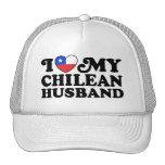 I love My Chilean Husband Mesh Hat