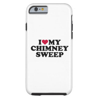 I love my chimney sweep tough iPhone 6 case