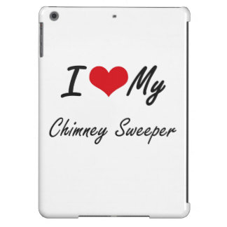 I love my Chimney Sweeper iPad Air Cases