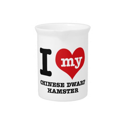 I Love my chinese dwarf hamst Pitchers