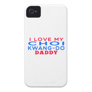 I Love My Choi Kwang Do Daddy iPhone 4 Cases