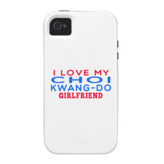 I Love My Choi Kwang-Do Girlfriend Vibe iPhone 4 Cases