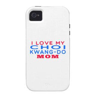 I Love My Choi Kwang-Do Mom Vibe iPhone 4 Case