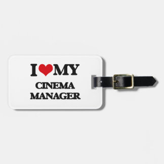 I love my Cinema Manager Tags For Bags