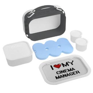 I love my Cinema Manager Yubo Lunch Box