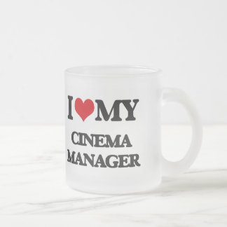 I love my Cinema Manager Coffee Mugs