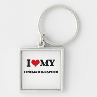 I love my Cinematographer Key Chain