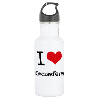 I love My Circumference 18oz Water Bottle