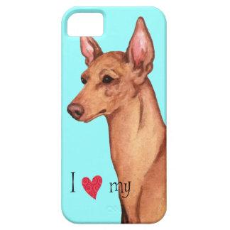 I Love my Cirneco dell'Etna iPhone SE/5/5s Case