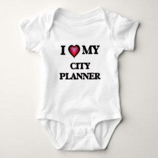 I love my City Planner T Shirt