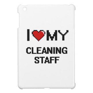 I love my Cleaning Staff Cover For The iPad Mini