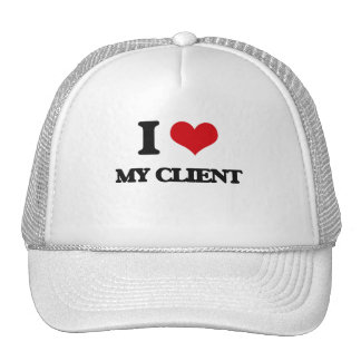 I love My Client Mesh Hats