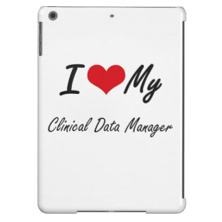 I love my Clinical Data Manager Cover For iPad Air