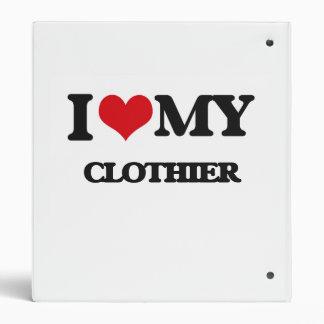 I love my Clothier Vinyl Binder