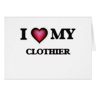I love my Clothier Card