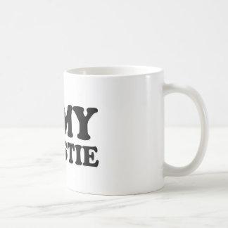 I Love My Coastie Coffee Mug