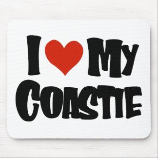 I love my Coastie Mouse Pad
