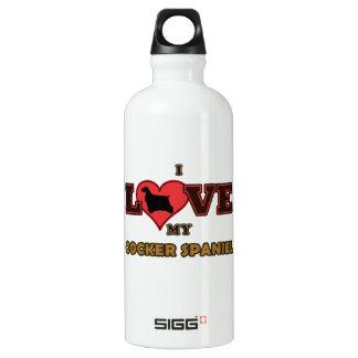 I Love My Cocker Spaniel SIGG Traveler 0.6L Water Bottle