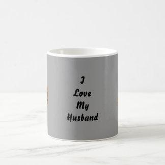 I Love My............. Coffee Mug