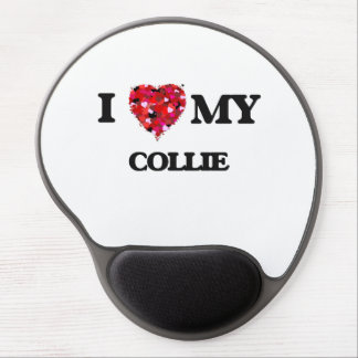 I love my Collie Gel Mouse Pad