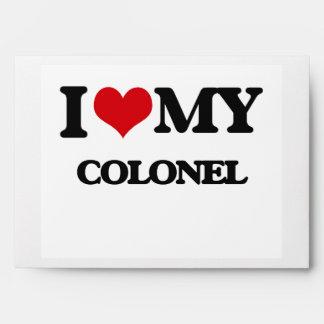 I love my Colonel Envelopes