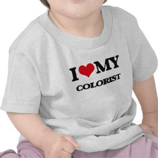 I love my Colorist T-shirts