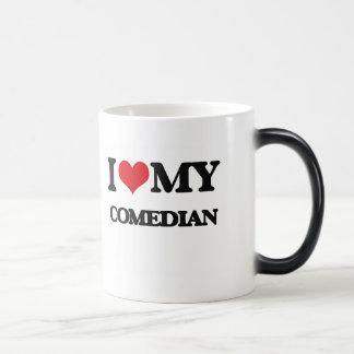 I love my Comedian 11 Oz Magic Heat Color-Changing Coffee Mug