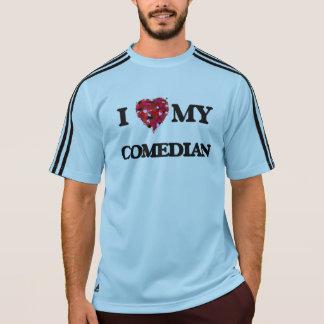 I love my Comedian Tshirt