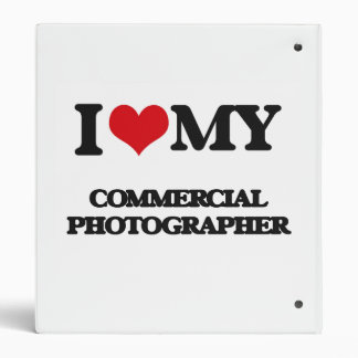 I love my Commercial Photographer Binders