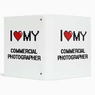 I love my Commercial Photographer 3 Ring Binders