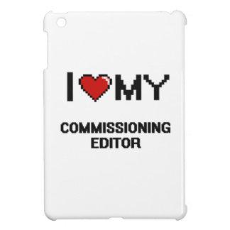 I love my Commissioning Editor iPad Mini Cover