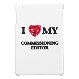 I love my Commissioning Editor iPad Mini Case