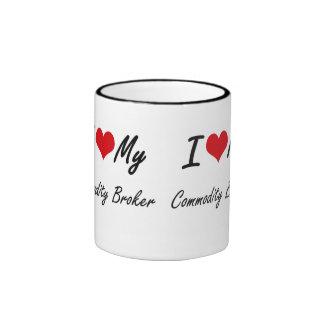 I love my Commodity Broker Ringer Coffee Mug