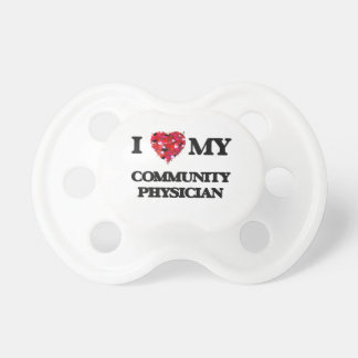 I love my Community Physician BooginHead Pacifier